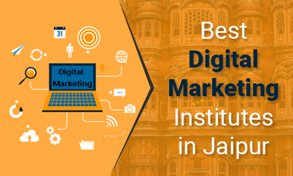 Top 10 Digital Marketing Institute in Jaipur