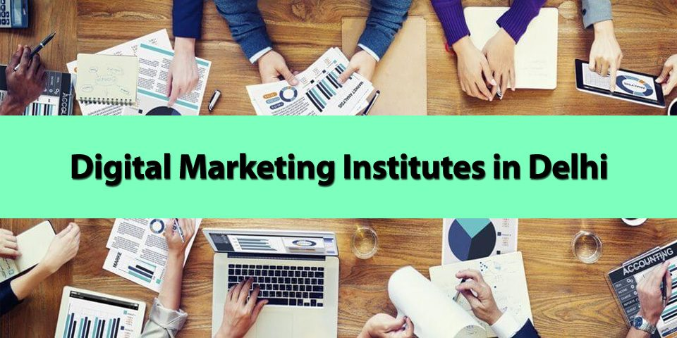 Top 10 Digital Marketing Institutes in Delhi - Group Knots