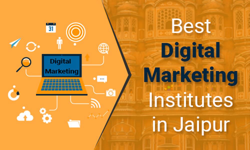 Top 10 Digital Marketing Institute in Jaipur