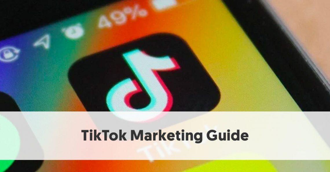 Tiktok Marketing Strategy for Business