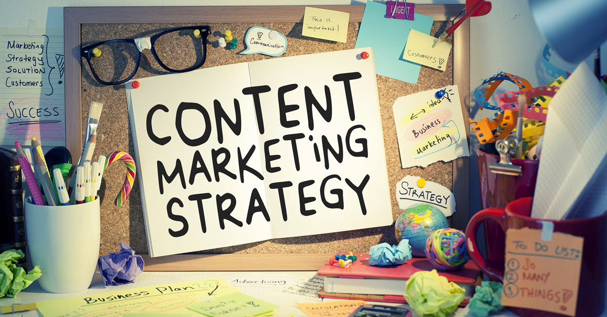 5 Effective Tips for Content Marketing Strategy - Group Knots